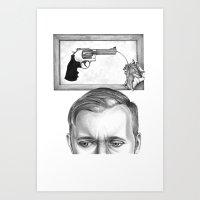 ti guardo e mi vedo in te... #2 Art Print