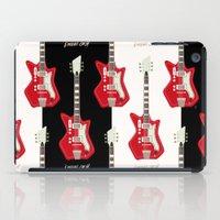 Airline Guitar iPad Case