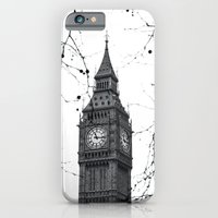 iPhone & iPod Case featuring Large Ben by ValerieWalter
