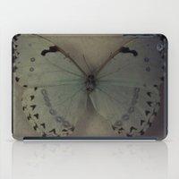 Papillon _ Vintage Flutter iPad Case