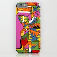 Study no. 8 iPhone 6 Slim Case