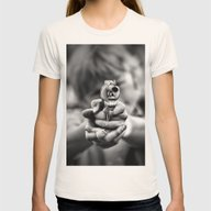 Bang! Womens Fitted Tee Natural SMALL