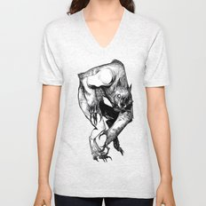 The Werewolf Unisex V-Neck