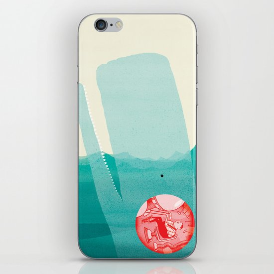 Control iPhone & iPod Skin