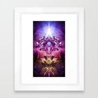 Vanguard Mkiii Framed Art Print