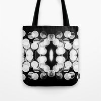Bokeh Symmetry 2 Tote Bag