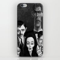 Addams Family iPhone & iPod Skin