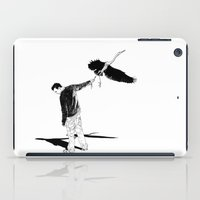 Preoccupied iPad Case