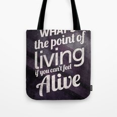 What's the point Tote Bag
