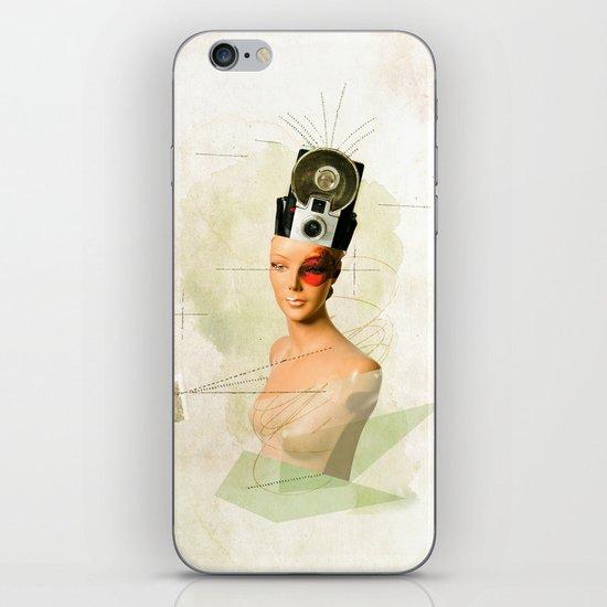 Photographic Memory iPhone & iPod Skin