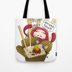 Daruma Time!!! Tote Bag