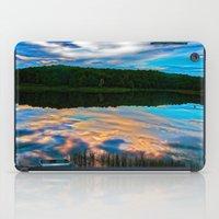 Evening Reflection iPad Case
