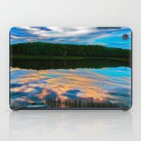 Evening Reflection iPad Case
