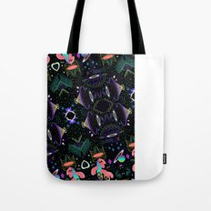 MOON / MOON / MOON Tote Bag