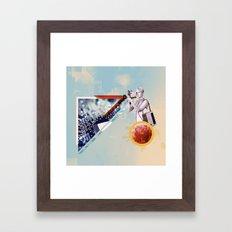 |METADATA| Framed Art Print