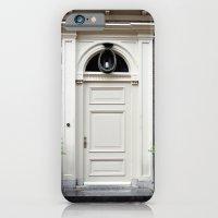 White Church Door iPhone 6 Slim Case