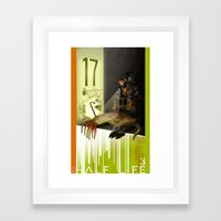 The One Free Man Framed Art Print