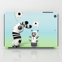 Lally Lama iPad Case