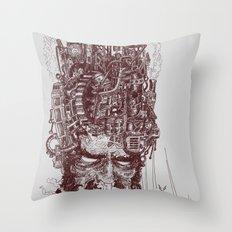 Franz Joseph Hulihee Throw Pillow