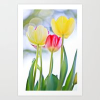 Cheerful Thoughts Art Print