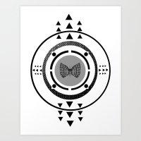 Bliss Art Print