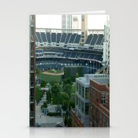 Petco Park Field Stationery Cards