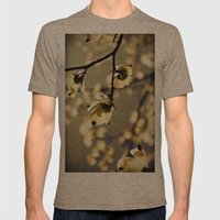 Magical Dogwood Mens Fitted Tee Tri-Coffee SMALL