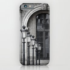 Parisian Streetlamps iPhone 6 Slim Case