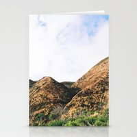 Malibu Mountains Stationery Cards