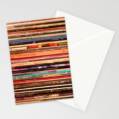 33-1/3 RPM Stationery Cards