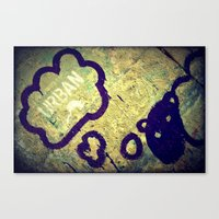 Urban Angle Canvas Print