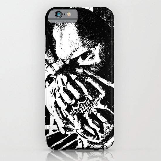 Bane iPhone & iPod Case