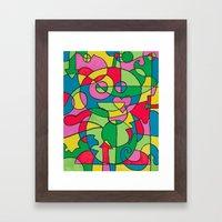 reddit love Framed Art Print