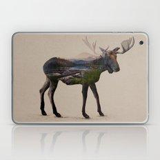 The Alaskan Bull Moose Laptop & iPad Skin
