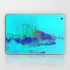 Emerging from the fog Laptop & iPad Skin