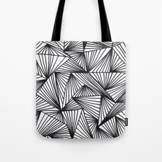 TriangleAngle Tote Bag