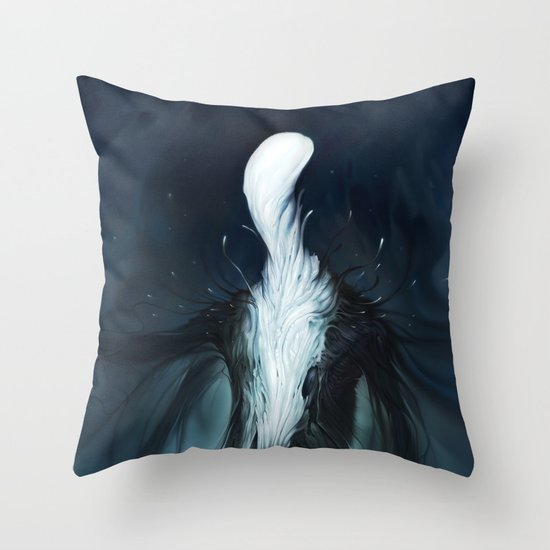 Slender Throw Pillow