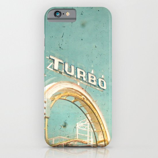 Roller Coaster iPhone & iPod Case