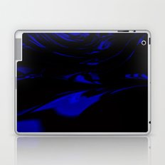 Blue Velvet If You Please Laptop & iPad Skin