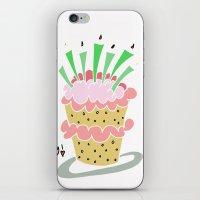 Birthday Surprise iPhone & iPod Skin