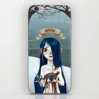 Kill The Myth iPhone & iPod Skin