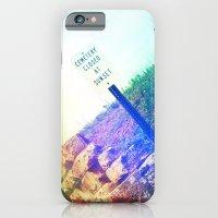 Closed At Sunset iPhone 6 Slim Case