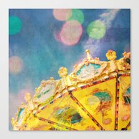 Summer Wonderland Canvas Print