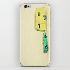 Summer Holiday iPhone & iPod Skin