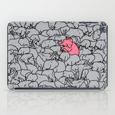 Word 2 the Herd v1 iPad Case