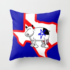 RF #909 Throw Pillow
