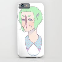 iPhone & iPod Case featuring Cutie by Thais Magnta Canha