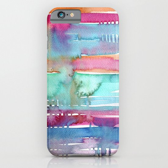 Water Stripes iPhone & iPod Case