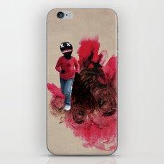 Run away iPhone & iPod Skin
