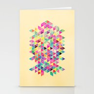 Stationery Cards featuring Kick Of Freshness by Fimbis